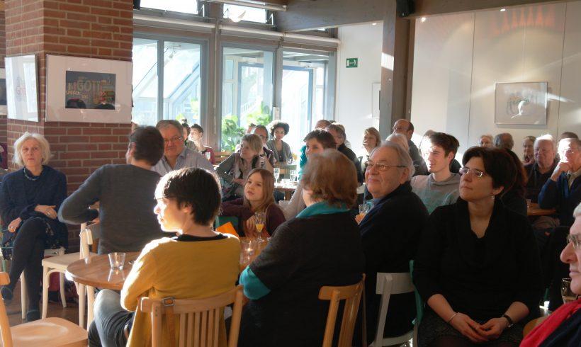 EWF-Neujahrsempfang – gelungener Start in unser Jubiläumsjahr
