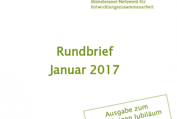 NEU: Rundbrief 2017