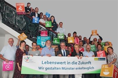 """Beirat """"Global Nachhaltige Kommune"""" erarbeitet umfangreiches Maßnahmenprogramm"""