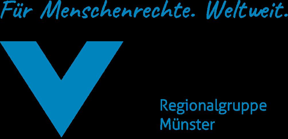 Logo Gesellschaft für bedrohte Völker - Regionalgruppe Münster