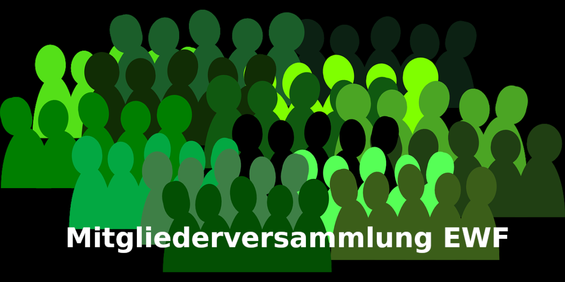 Mitgliederversammlung des Eine-Welt-Forums